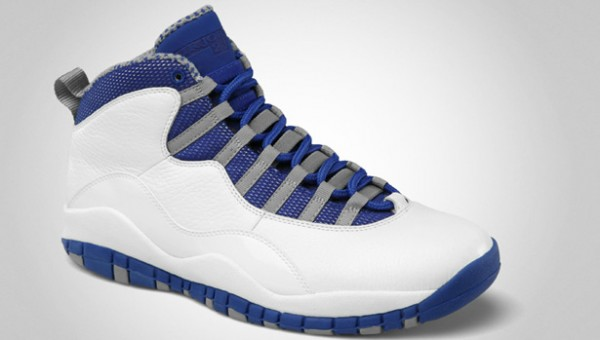 Air Jordan X (10) 'Old Royal' - Official Images