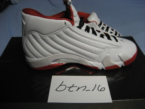 Air Jordan XIV (14) 'Bulls Home' Unreleased Sample