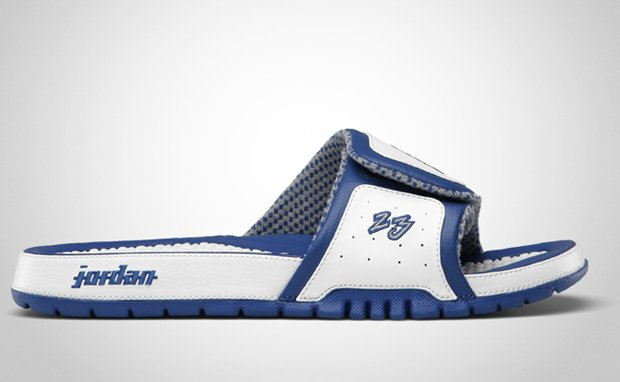 Jordan Hydro 2 Premier Slide 'Old Royal' - February 2012