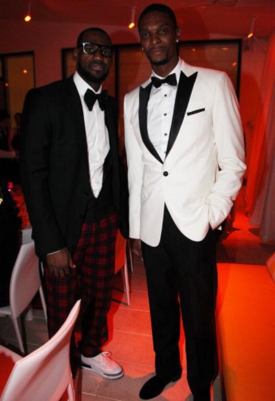 LeBron James Proposes to Savannah Brinson in Air Jordan 3 White Cements