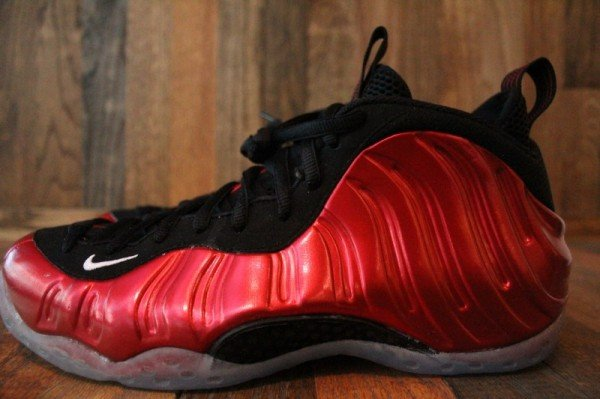 Nike Air Foamposite One 'Varsity Red' - Another Look