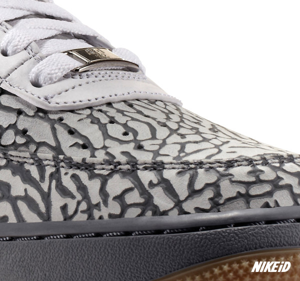 Nike Air Force 1 iD Elephant Print Option - Release Date + Info