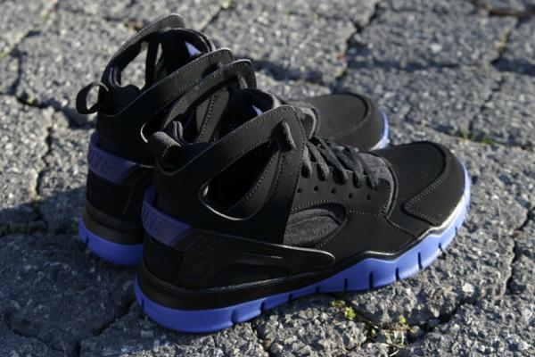 Nike Air Huarache BBall 2012 'Black/Varsity Royal' - Release Date + Info