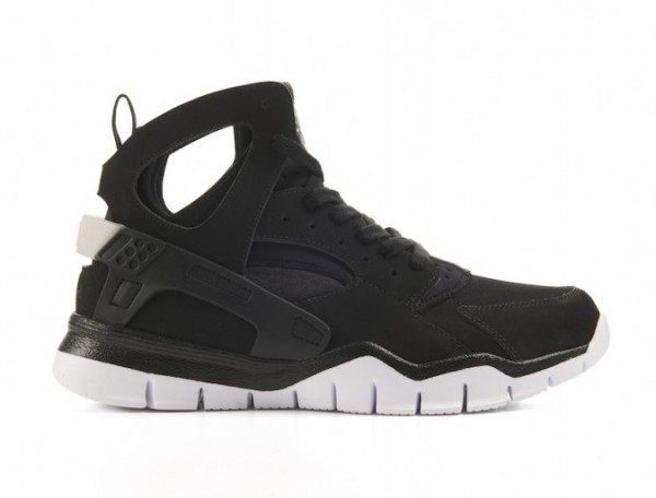 new style 2d731 90b68 Nike Air Huarache BBall 2012 Black White Release Date + Info hot sale