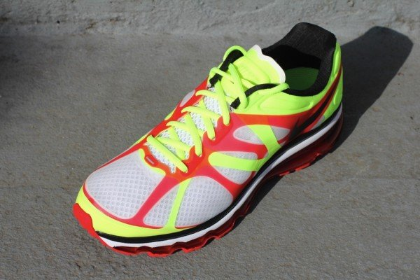 Nike Air Max+ 2012 'Volt/University Red' - Release Date + Info