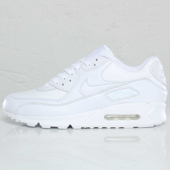 air max 90 premium white