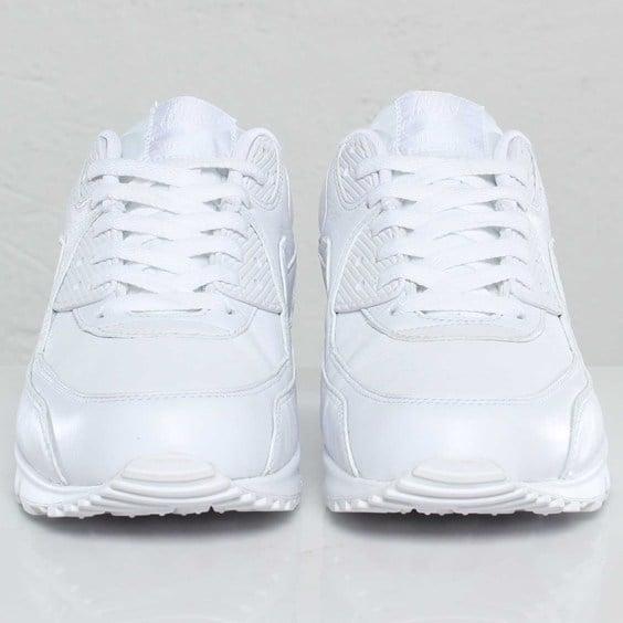 air max 90 white premium