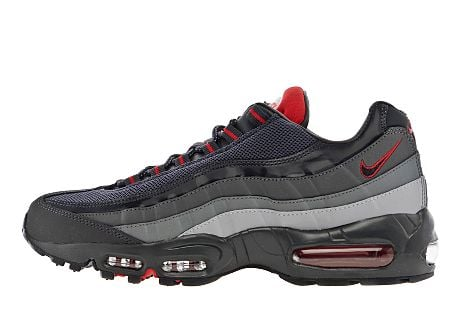 Nike Air Max 95 'Anthracite/Red' - Now Available