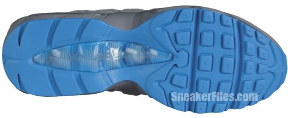 Nike Air Max 95 'Stealth/Neptune Blue' - Release Date + Info