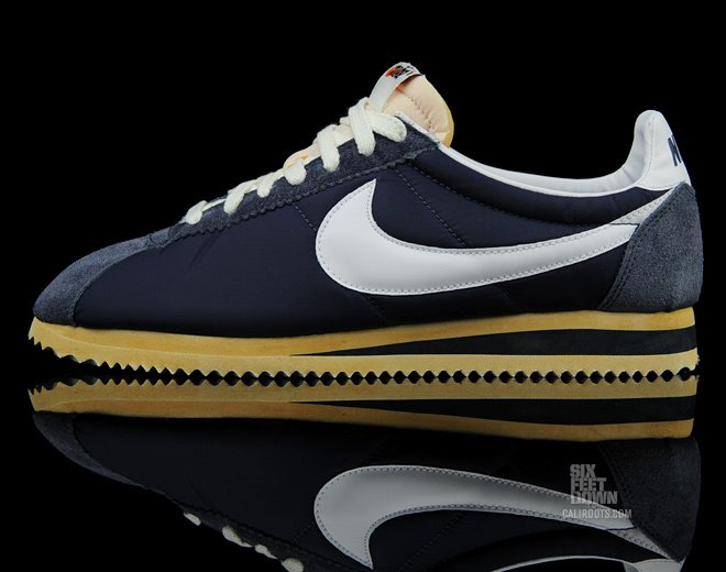 Nike Cortez Leather Or Nylon