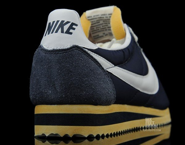 Nike Cortez Classic OG Nylon QS 'Midnight Navy' - Now Available