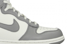 Nike Dunk High – Grey/Off White