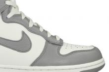 Nike Dunk High – Grey/Off White