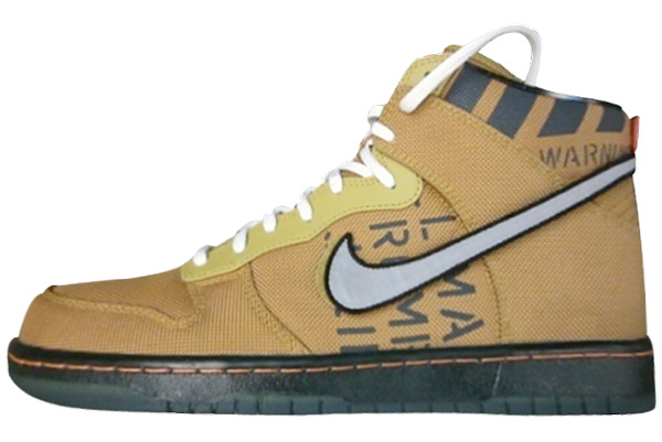 Nike Dunk High Premium QS '2012 NBA All-Star Game Pack' - First Look