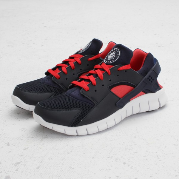 Nike Huarache Free 2012 'Cardinals' - Now Available