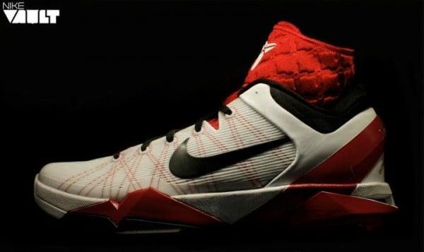 Nike Kobe VII (7) System Supreme Westchester High School PEs