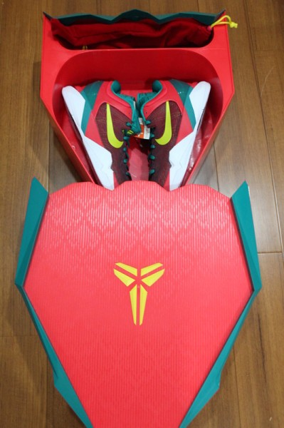 Nike Kobe VII (7) 'Year Of The Dragon' Deluxe Packaging - Another Look