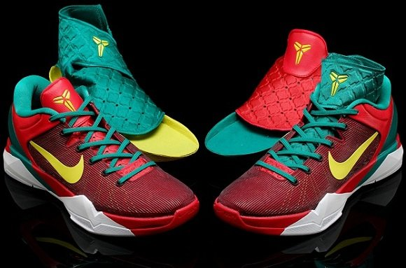"Nike Kobe VII (7) ""Year Of The Dragon"" - Detailed Images"