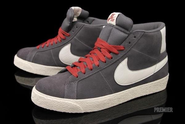 Nike SB Blazer 'Midnight Fog' - Now Available