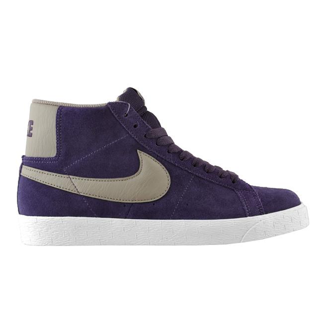 Nike SB Blazer 'Quasar Purple/Iron' - February 2012