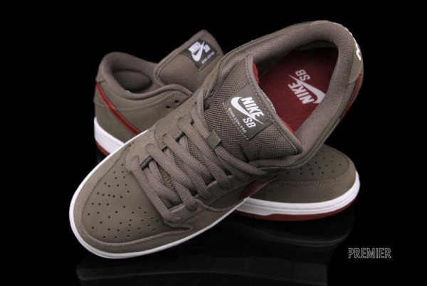 Nike SB Dunk Low 'Ironstone' - Now Available