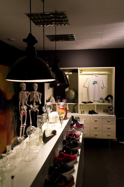 Nike Skateboarding Fall 2012 Collection at Berlin's Bright Tradeshow