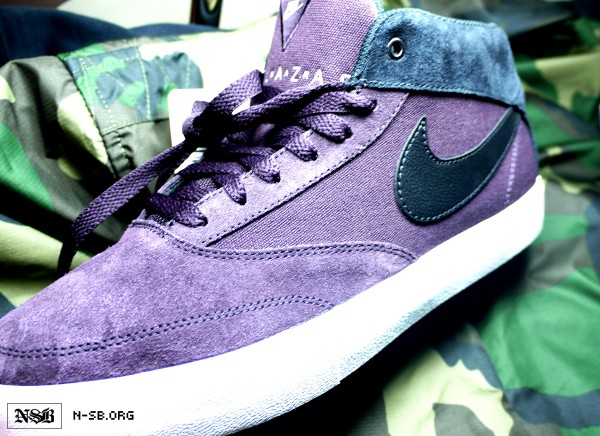 Nike SB Omar Salazar LR 'Purple Canvas' - Fall 2012