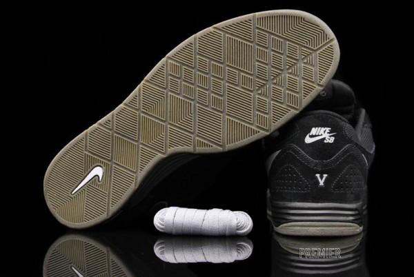 Nike SB P-Rod V 'Black/Elephant Swoosh' - Now Available