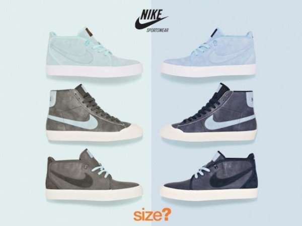 Nike Toki & All Court Mid - size? Exclusives