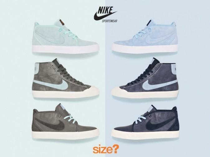 Nike Toki & All Court Mid - size? Exclusives