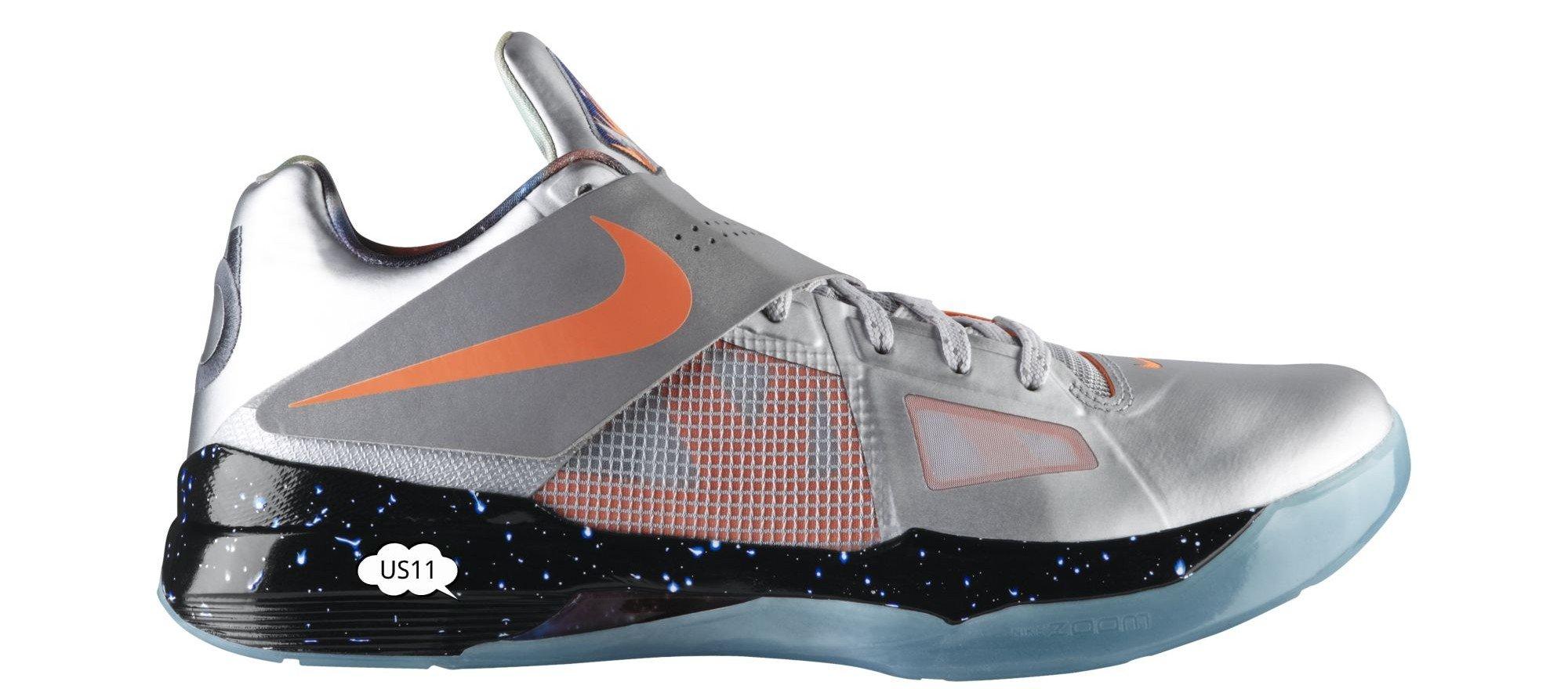 Nike Zoom KD IV 'All Star Galaxy