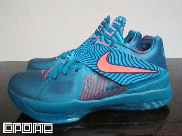 "Nike Zoom KD IV ""Year Of The Dragon"" - Midnight Release at Corporate"