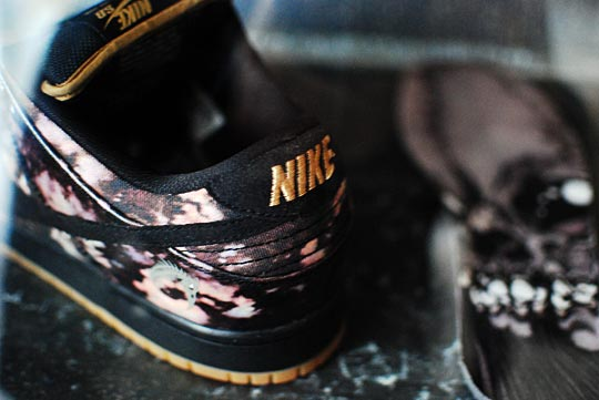 Pushead x Nike SB Installation at Berlin's Civilist