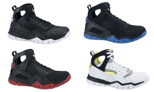 Release Reminder: Nike Air Huarache BBall 2012
