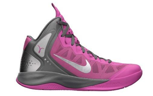 Release Reminder: Nike Zoom Hyperenforcer 'Kay Yow'