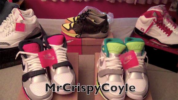 SneakerHead Spotlight: MrCrispycoyle