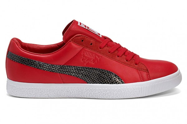 UNDFTD x Puma Clyde 'Snakeskin Pack' - First Look