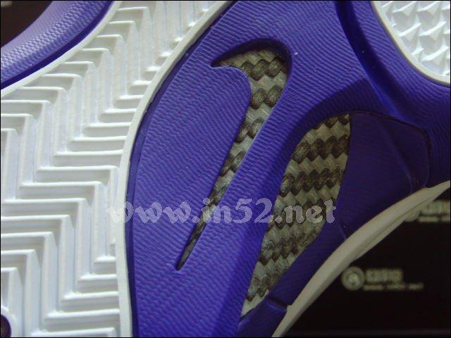 Nike Zoom Huarache 2K4 'White/Club Purple' - New Images