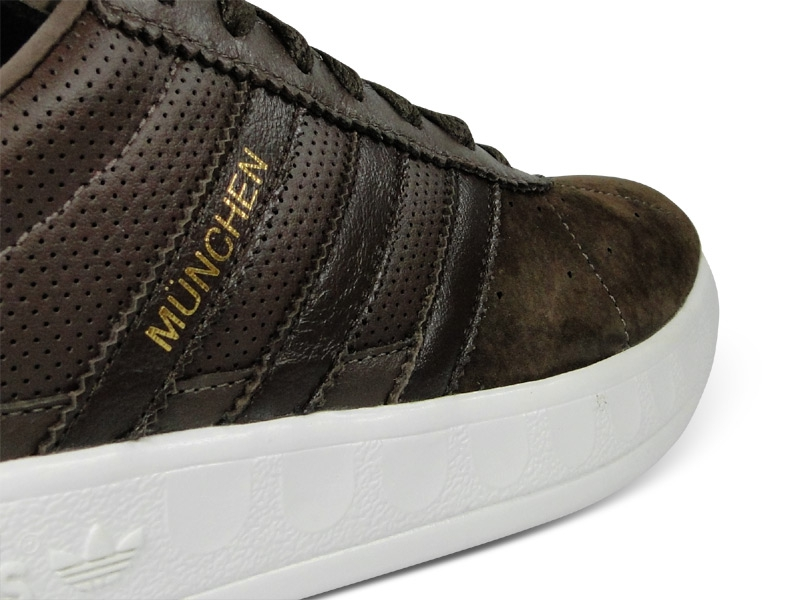 adidas Munchen 'Espresso' - Now Available