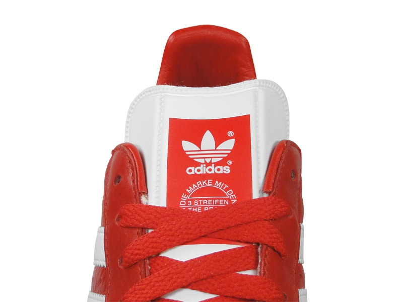 adidas Originals by David Beckham Grand Prix 'Red Leather' - Now Available