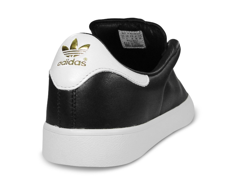 adidas Originals by David Beckham Doley 'Black/Running White' - Now Available