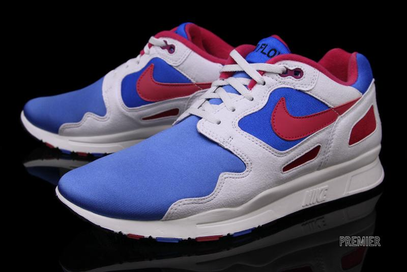 Nike Air Flow 'Photo Blue/Voltage Cherry' - Now Available
