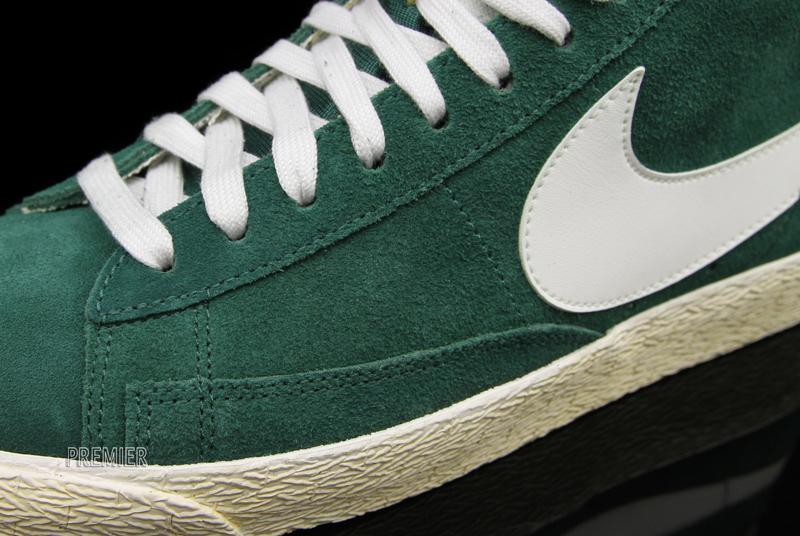 Nike Blazer High Premium Retro 'Gorge Green' - Now Available