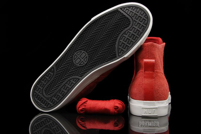 HUF Hupper 'Tango Red' - Now Available