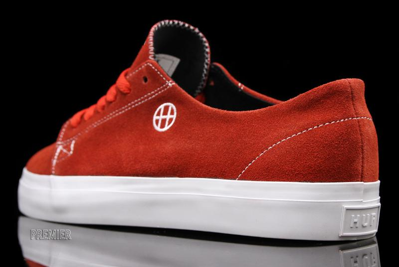 HUF Morton 'Red/White' - Now Available