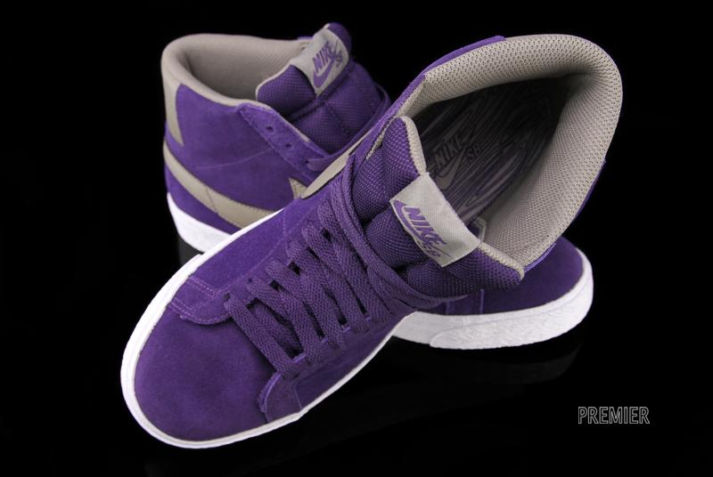 chic Nike SB Blazer Quasar Purple Now Available - s132716079 ... 8175aa6f2da4