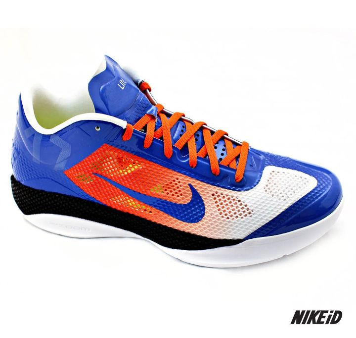 Nike Zoom Hyperfuse Low iD for Jeremy Lin