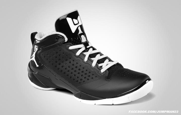 Jordan Fly Wade 2 'Black/White' - Release Date + Info