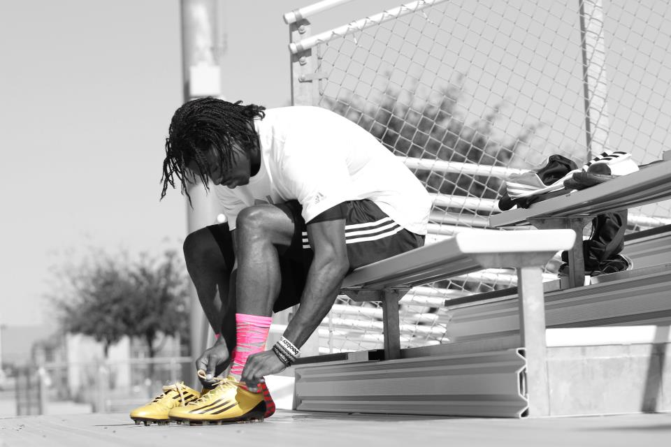 Robert Griffin III Signs with adidas