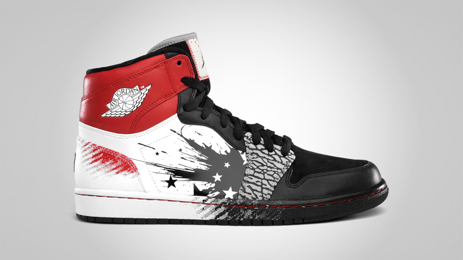 Release Reminder: Dave White x Air Jordan 1 'WINGS For The Future' at NikeStore